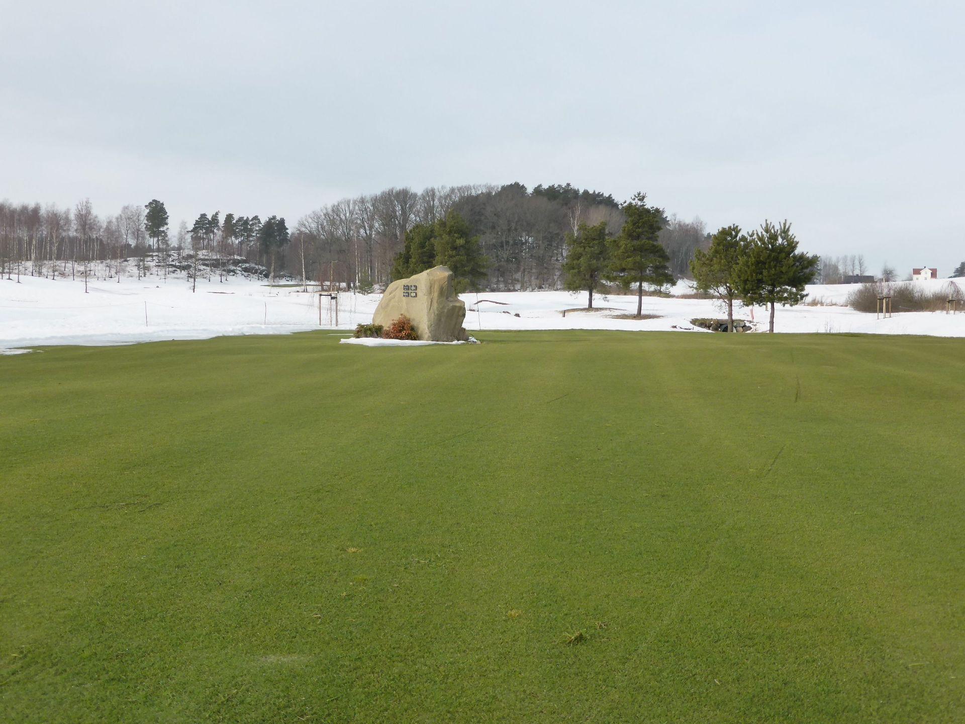 Green fri for snø