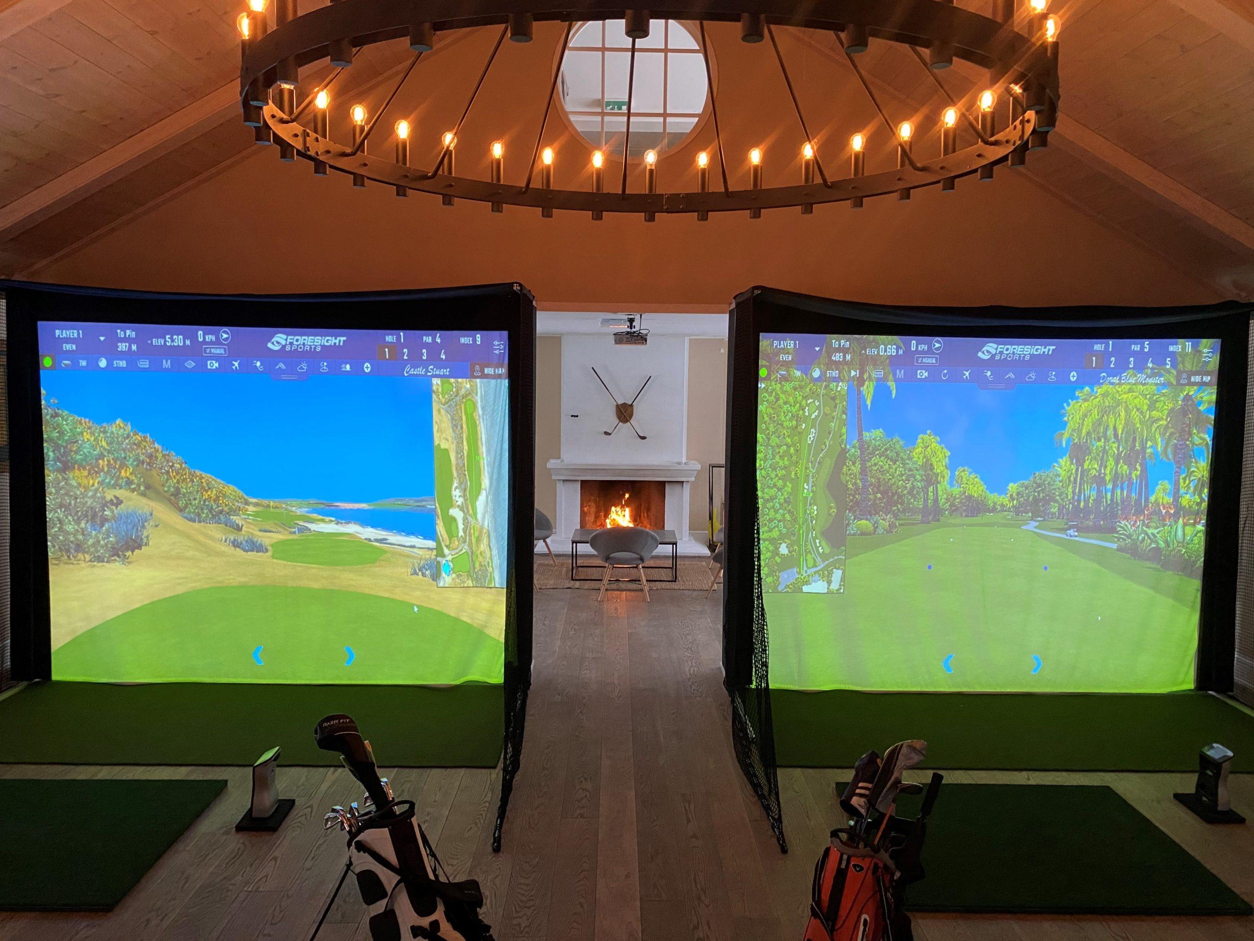Bilde av simulator